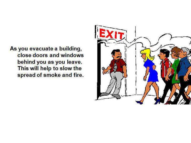fire escape clipart free - photo #28